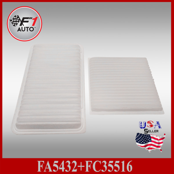 Auto1tech Sienna Engine And Cabin Air filter PACKAGE DEAL V6 3.3L $11.49