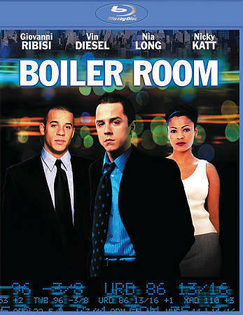 Boiler Room (BluRay MOVIE) BRAND NEW