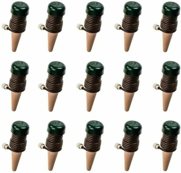Blumat Junior Automatic Watering for Plants when on Vacation (16 Pack) $54.00