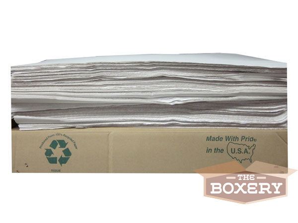 Tissue Paper 20x30#x27;#x27; 480 Sheets 10lbs by The Boxery $23.50