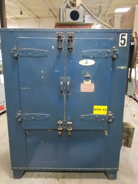 850F Grieve Electric Industrial Batch Paint Oven Furnace Dryer
