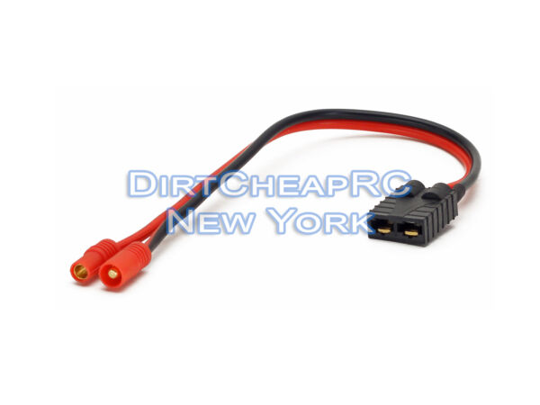 ID Charger Adapter Traxxas Female - HXT 3.5mm Walkera Drone LiPo TRA2970 TRA2972
