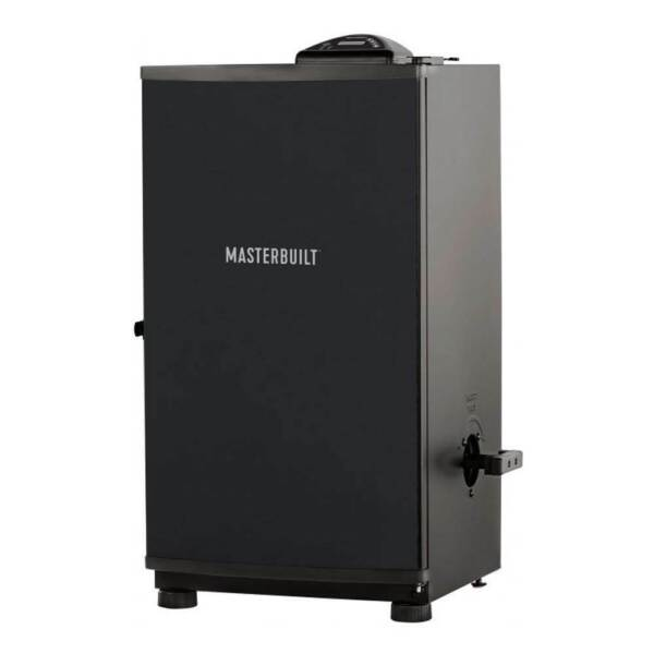 Masterbuilt Outdoor Barbecue 30quot; Digital Electric BBQ Meat Smoker Grill Black
