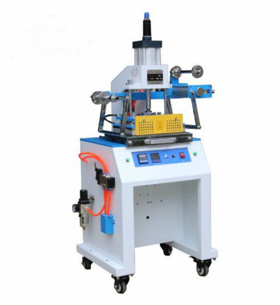 ZY-819D Pneumatic heat stamp machine large area 20*30cm new brand my#