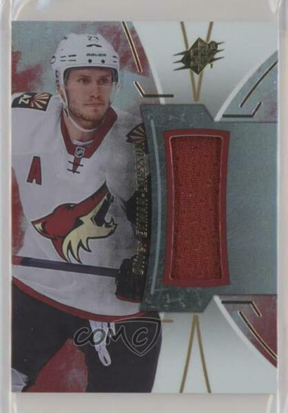 2016 17 SPx Stars and Legends Red Material Oliver Ekman Larsson #2 $3.99