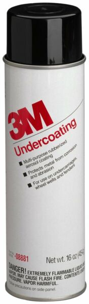 3M 08881 Undercoating 16oz (12 Pack)