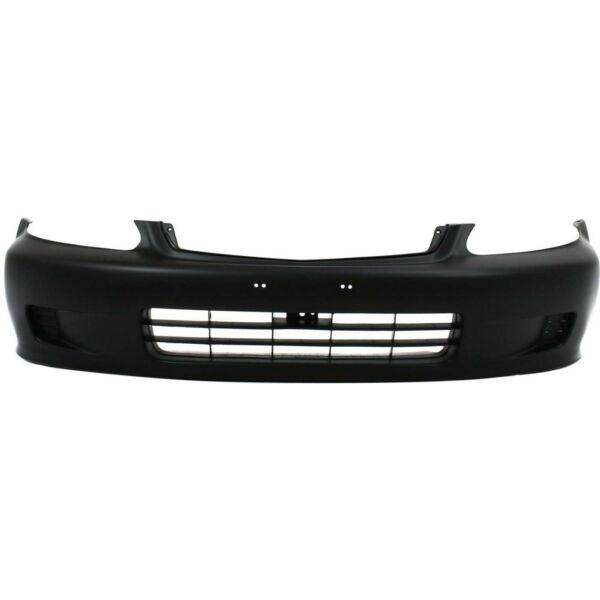 Front Bumper Cover For 1999 2000 Honda Civic Primed 04711S01A01ZZ $69.90