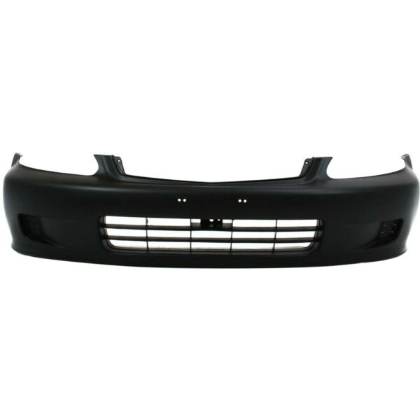Front Bumper Cover For 1999 2000 Honda Civic Primed 04711S01A01ZZ $70.94