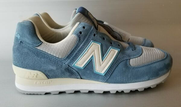 New Balance Men's 574 Made in USA M574BOX,12 US/46.5 EUR,Blue OX, Tall Tales,NIB
