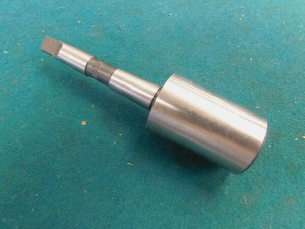 Cushman No. 1 Morse Taper with No. 4 Jacobs Taper