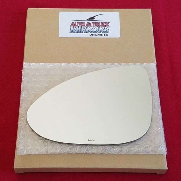 Mirror Glass + Adhesive For 12-18 Chevrolet Sonic Driver Side Replacement - Man
