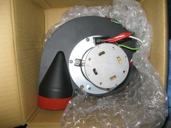New Replacement Draft Inducer Furnace Blower Motor Packard 66781 Never Used $124.95