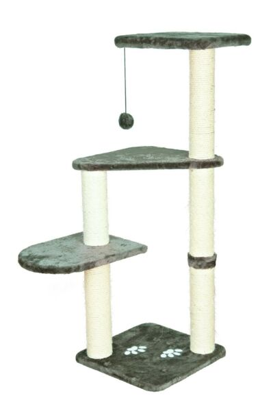 Cat Tree For Large Cats 46quot; Tower H Climbing Pet Scratcing post Kitten Furniture
