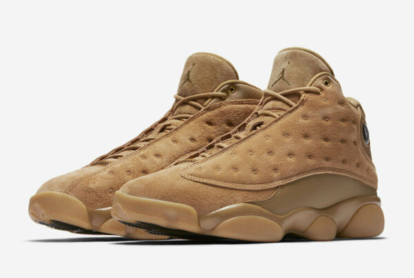 Nike Air Jordan Retro 13 Wheat Size 8-15 Elemental Gold Tan Brown 414571-705