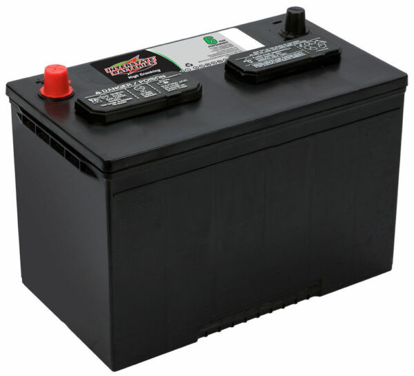 Car Battery-Mtp INTERSTATE MTP-27F Vehicle Starting Battery