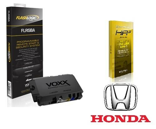 Flashlogic FLRSBA Remote Start Module 3X LOCK Selected HONDA amp; ACURA 2008 2017