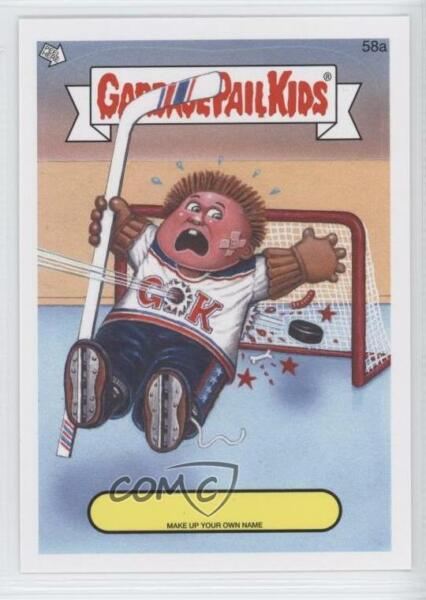 2014 Topps Garbage Pail Kids Series 1 Make up Your Own Name #58a Up Card 2u6