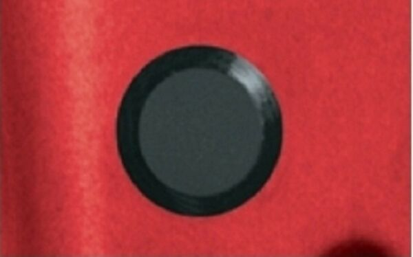 BPF Flush Mount Black PLASTIC Sheet Metal Hole Plug for 14