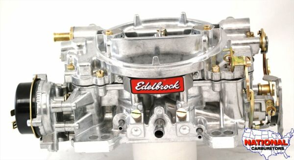Edelbrock Remanufactured Carburetor 500 CFM Electric Choke #1403 See Ad $249.95