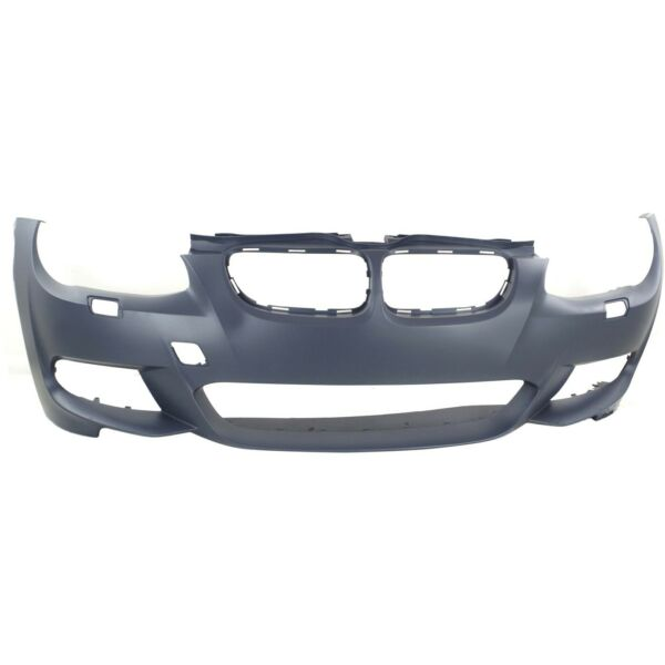 Front Bumper M Aero Style For BMW 11 13 3 Series Coupe Convertible