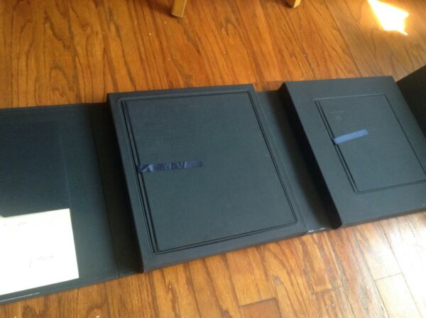 2004 Maybach Owner's Book 57 and 62 History 2005 Hardcover Coffee Table Set 2006
