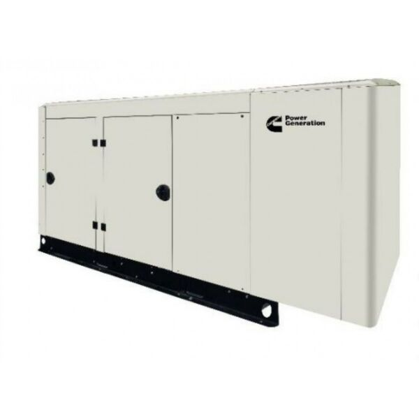 New Cummins Onan RS Series 50kW Natural Gas/Propane RS50 Liquid Cooled Generator