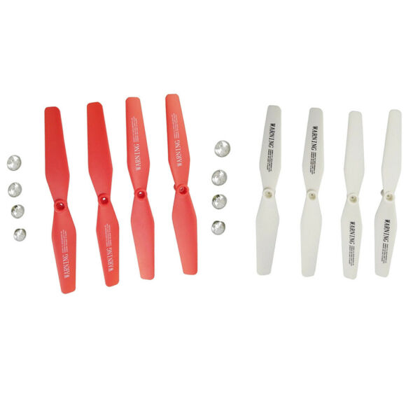 8Pc Propeller Blade for VISUO XS809 XS809W XS809HW 8807 8807W RC Drone Parts