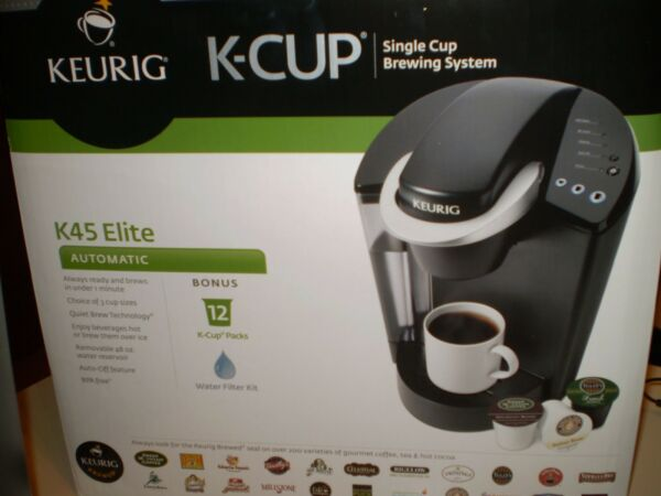 K45 Elite Single Cup Brewing system