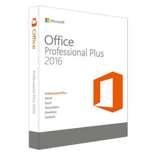 Microsoft Office 2016 Professional Plus MS Pro Plus Key | Vollversion Original