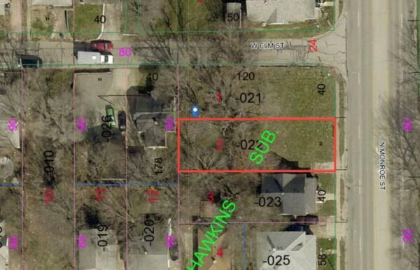 No Reserve! 0.22 Acres Land for Sale Residential Real Estate Lot!