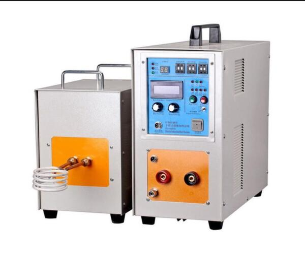 15KW 30-80KHz High Frequency Induction Heater Furnace ZN-15AB m