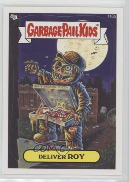 2013 Topps Garbage Pail Kids Brand-New Series 2 #116b Deliver Roy Card 2f4