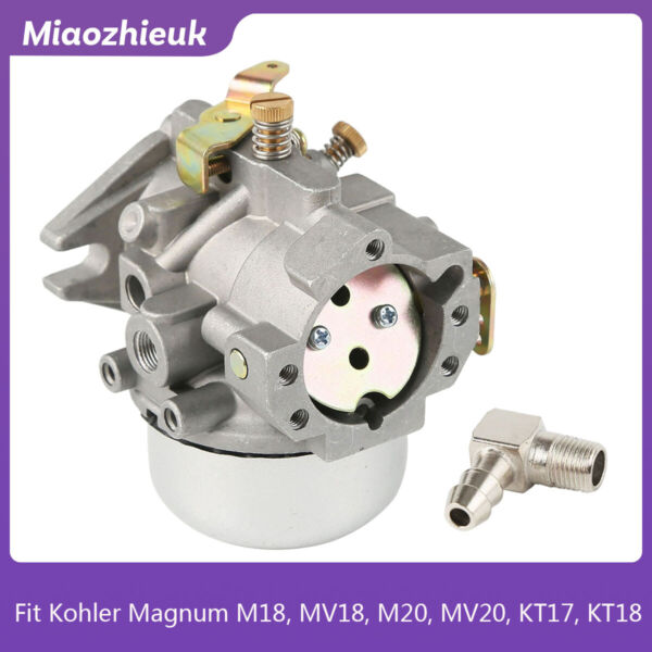 Carburetor Fits for Kohler Magnum M18 M20 KT17 KT18 MV18 MV20 Carb New