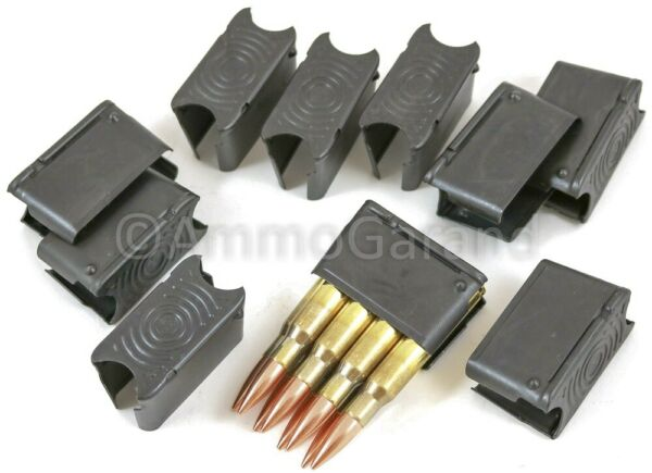 M1 Garand Clips US Govt Contractor 8rd EnBloc New 10ea