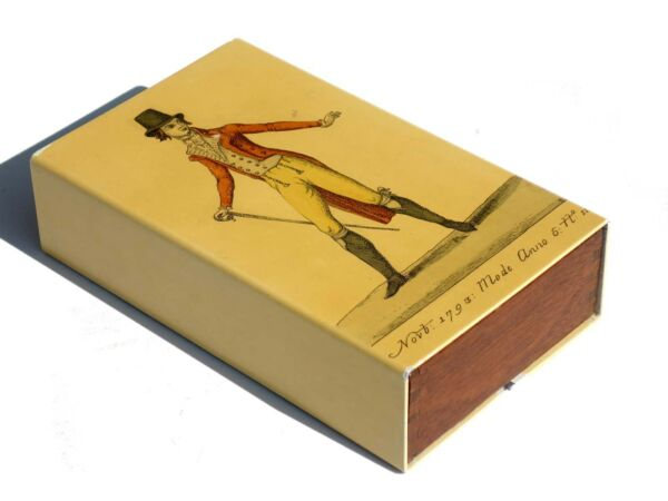 1950s by Piero Fornasetti Midcentury Italian Design Metal Box