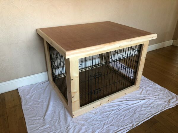 Indoor Dog Kennel based on a 36 inch cage Delivery will depend on post code GBP 215.00