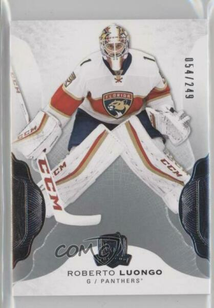2016-17 Upper Deck The Cup249 #43 Roberto Luongo Florida Panthers Hockey Card