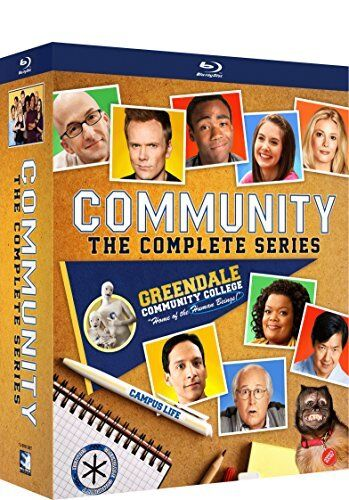Community-Complete Series (Blu-Ray) (12 Disc)