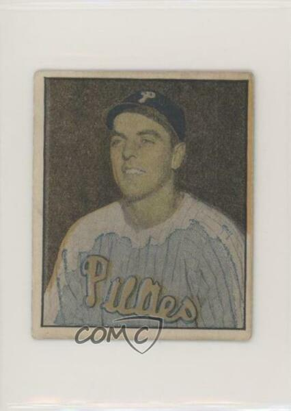 1951 Berk Ross Hit Parade of Champions Curt Simmons #4-9