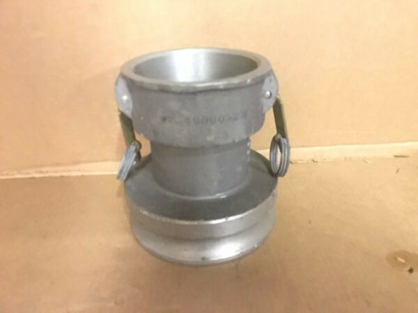 PT Coupling 40CX60A Quick Disconnect Cam Locking Coupler Adapter -- MS-49000-23