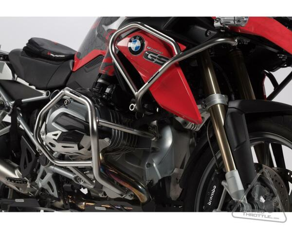 SW-MOTECH Stainless Steel Lower Crash Bars Engine Guards BMW R1200GS LC '13-18