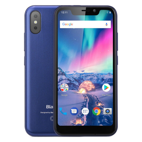 smartphone handy ohne vertrag Blackview A30 Face ID Android 8.1 Handys 16GB 5.5
