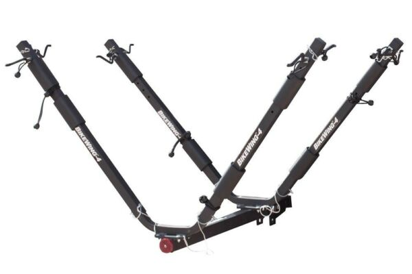 BikeWing 4 Four Bike Hitch Rack Model Closeout BBR253 $89.00