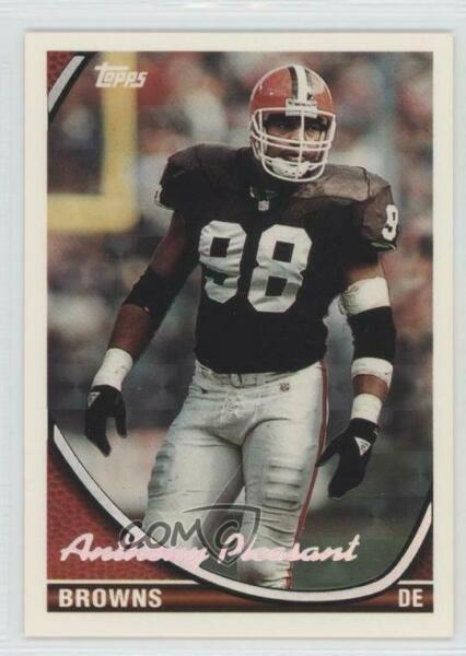 1994 Topps Special Effects #281 Anthony Pleasant Cleveland Browns Football Card