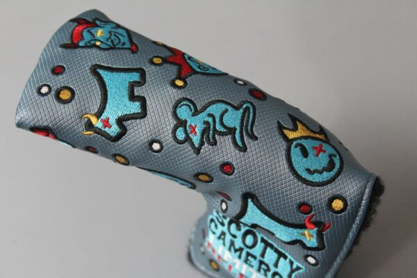 SCOTTY CAMERON CUSTOM PUTTER COVER - THE MOTLEY CREW CUSTOM SHOP LIMITED - Blade