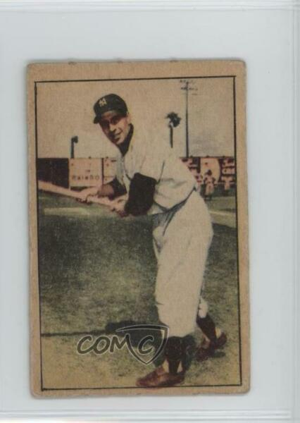 1952 Berk Ross Hit Parade of Champions Phil Rizzuto HOF