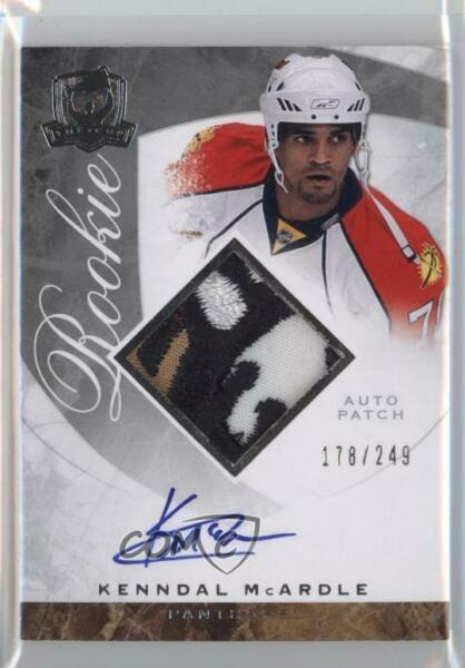 2008 Upper Deck The Cup249 #106 Kenndal McArdle Florida Panthers RC Rookie Card