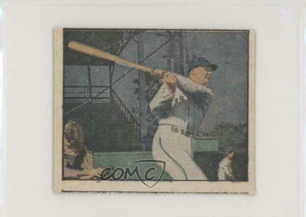 1951 Berk Ross Hit Parade of Champions Johnny Mize #1-7 HOF