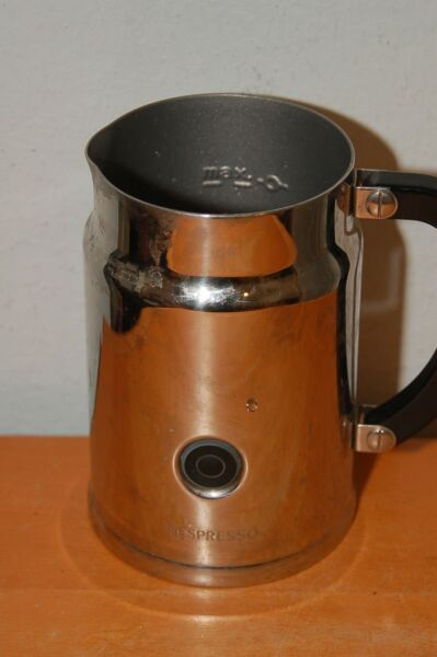 Nespresso Aeroccino+ Plus 3190 Milk Frother Body Only for Parts or Repairs Only