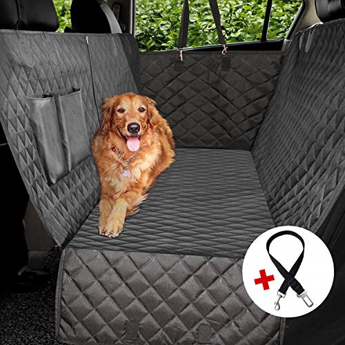 Vailge Extra Large Dog Car Seat Covers 100% Waterproof Dog Seat Cover for Back $55.99